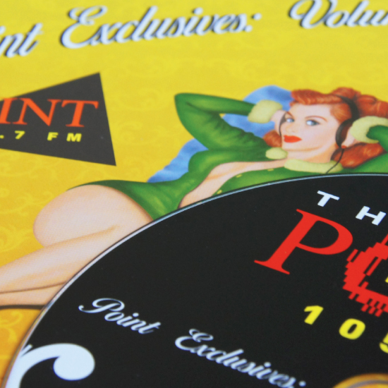 Point Exclusives: Volume 2 CD