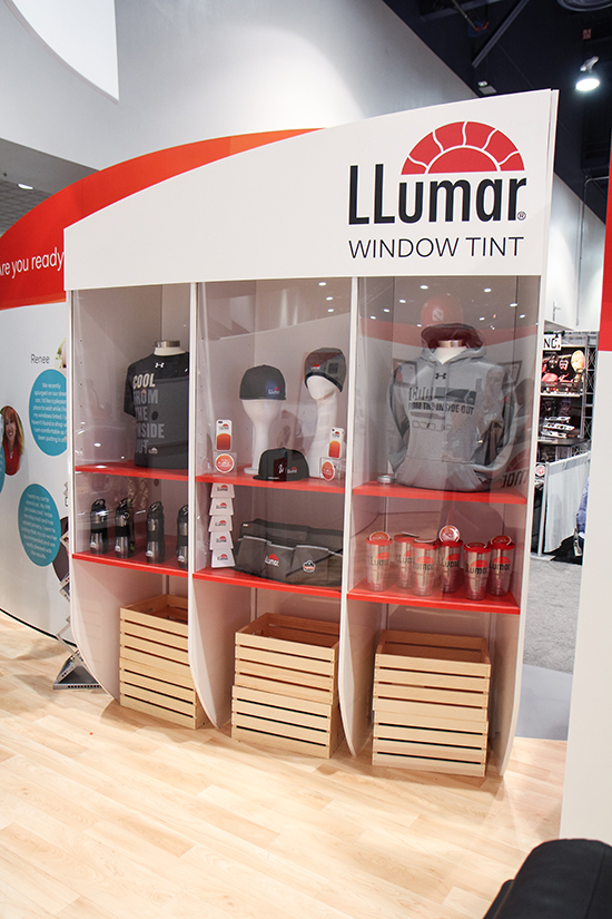 LLumar Tradeshows